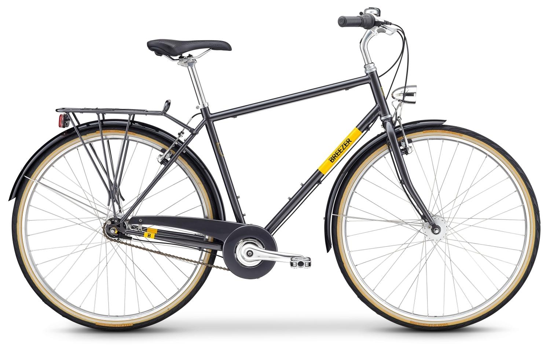 Breezer Downtown 7+ 2019 | City-cykler