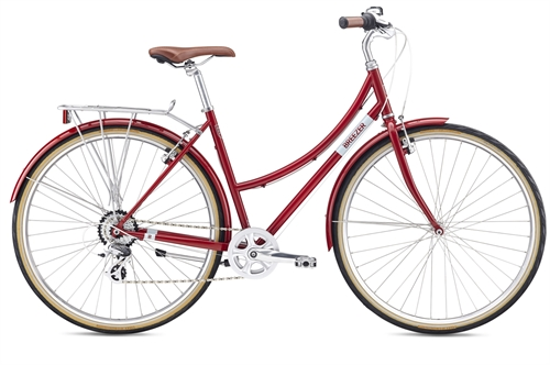 Bicycle Breezer DOWNTOWN EX ST 50cm 2020 Brick Red