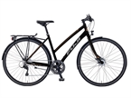 Bicycle Fuji ABSOLUTE CITY 1.1 ST 17 2019 Satin Black