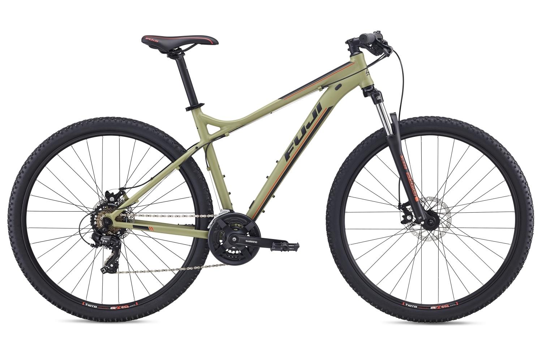 Fuji Nevada 29 1.9 2019 Green | Mountainbikes
