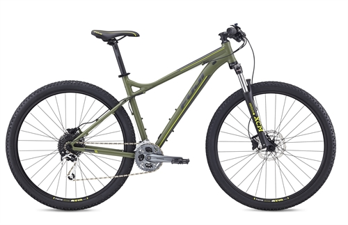Fuji Nevada 29 3.0 LTD 2019 Green
