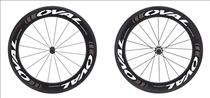 Oval 980 Carbon Clincher wheelset