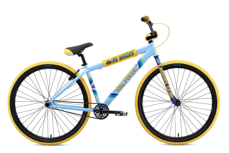 SE Big Flyer 29 Blue 2019 | BMX