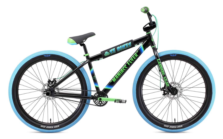 SE Maniacc Flyer 27-5+ 2019 | BMX-cykler