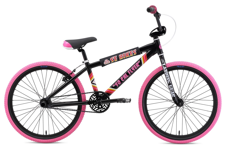 SE So Cal Flyer 24 Black 2019 | BMX-cykler