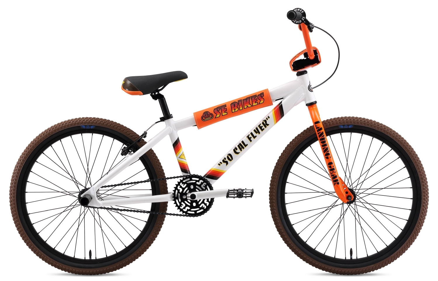 Bicycle SE Bikes SO CAL FLYER 2019 White | item_misc